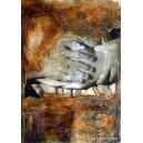 Les mains.les dauphins bondissants